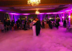 Ciężki dym Taniec w chmurach NysA