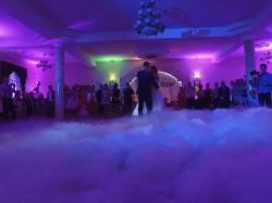 Ciężki dym Taniec w chmurach NysA w