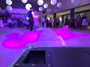 Ciężki dym Taniec w chmurach Nysa 3